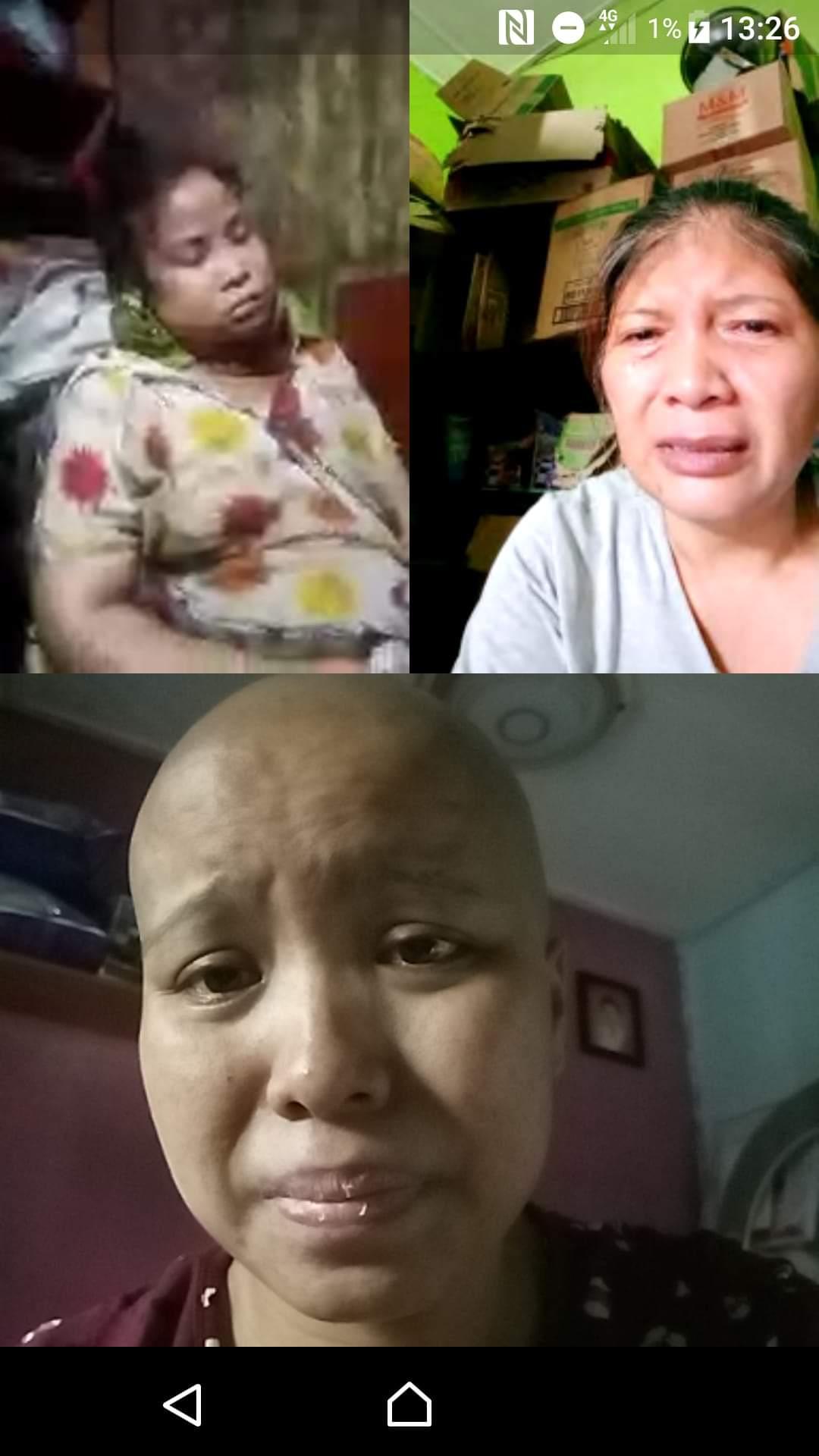 Alami Kanker Leher Ganas, Nova 34 Tahun Butuh Perhatian ...